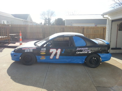 Sport Compact Dirt Track Car For Sale